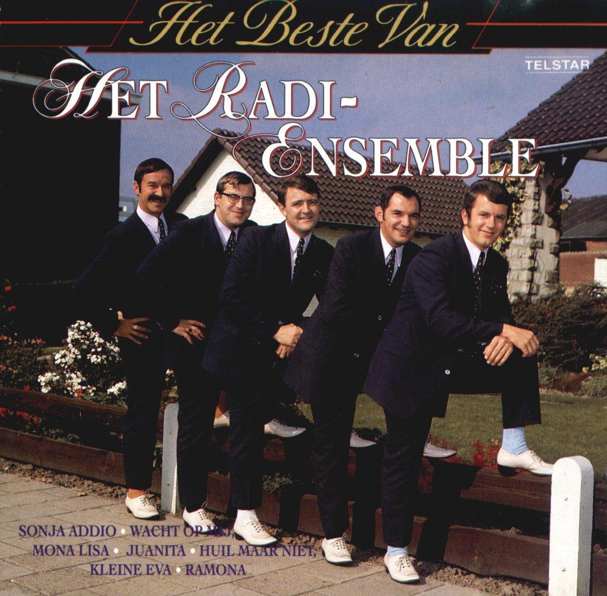 Radi Ensemble (Steeds roept m'n hart weer naar jou) - front.JPG